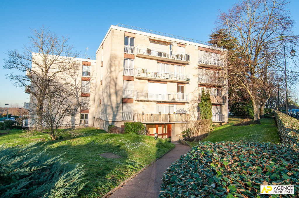 Appartement Chambourcy 5 pièce(s) 99.09 m2 1/7