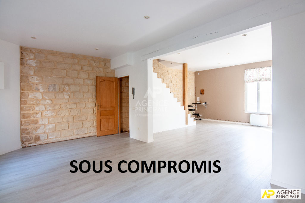 Appartement Saint Germain En Laye 60 m2 loi carrez / environ 90 m² au sol